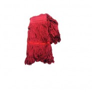 "Mop Cotton 350 Gr ""COLOR RED"""
