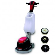 "Polisher Low Speed 17"" Red-Wind"